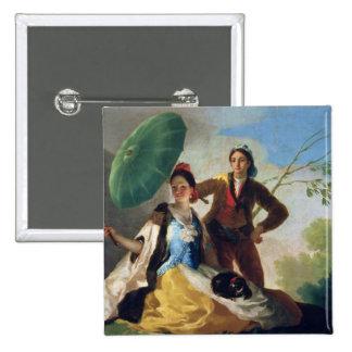 El parasol, 1777 pin cuadrado