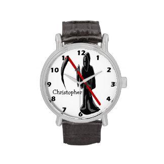 El parca apenas añade nombre relojes de pulsera