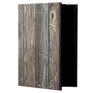 El parecer auténtico hermoso de madera