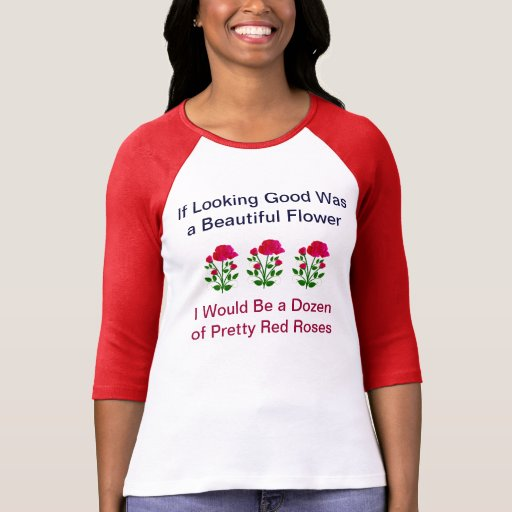 El parecer bueno era una flor 2 de Beautful Camisetas