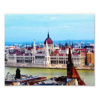 El parlamento Budapest Fotografias