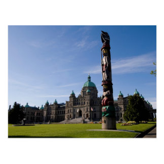 El parlamento de Victoria que construye 1 Tarjetas Postales