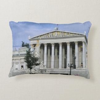 El parlamento de Viena Cojín Decorativo
