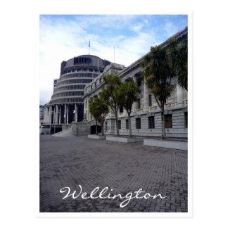 el parlamento de Wellington del nz Postales