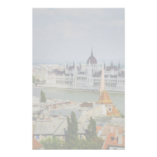 El parlamento húngaro ve papelería de diseño