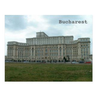 El parlamento rumano postales