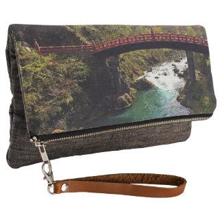 El parque nacional de Nikko, Japón pliega el