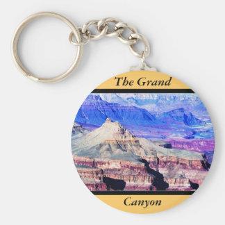 El parque nacional del Gran Cañón Llaveros