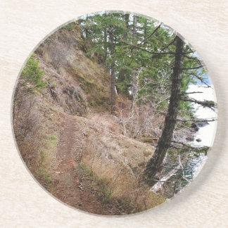 El parque nacional olímpico del rastro Spruce del Posavasos Personalizados