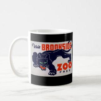 El parque zoológico de Brookfield Tazas De Café