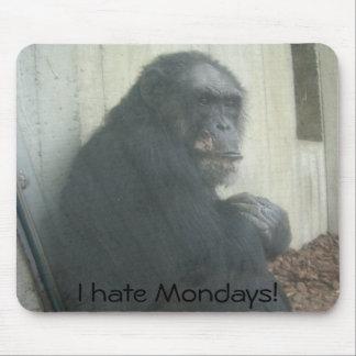 ¡El parque zoológico de Hannover (135), odio lunes Tapete De Ratones