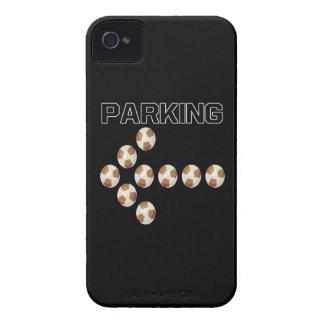 El parquear iPhone 4 cobertura