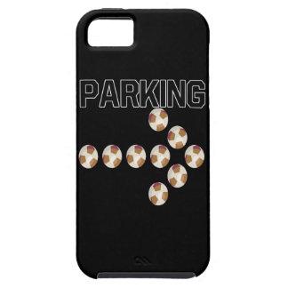 El parquear iPhone 5 fundas