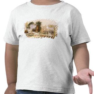 El Parterre en los jardines en Wilton, el asiento Camiseta