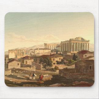El Parthenon Alfombrilla De Raton