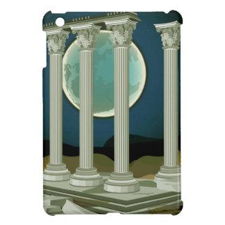 El Parthenon griego antiguo antiguo arruina el cas iPad Mini Carcasas