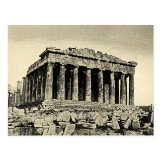 El Parthenon Postales
