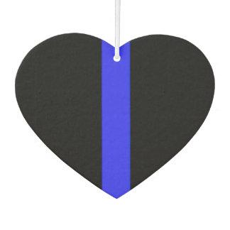 El partidario de la policía enrarece Blue Line