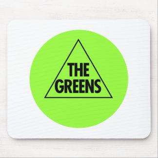 El Partido Verde Australia 2013 Alfombrilla De Ratones