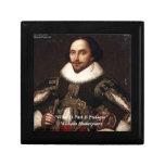El pasado de Shakespeare es cita del prólogo Caja De Joyas