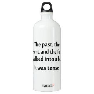 El pasado, el presente, y el futuro caminaron en