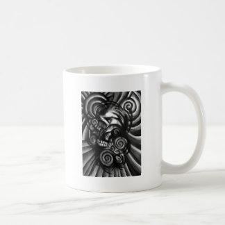 El pasado tazas de café