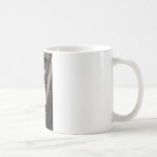 El pasar sin usted taza de café