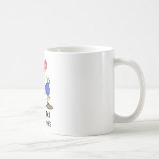 el paseo de Parkinson, paseo de la unidad, concien Tazas De Café