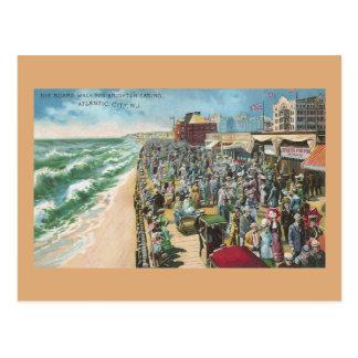 El paseo del tablero y el casino de Brighton Tarjetas Postales