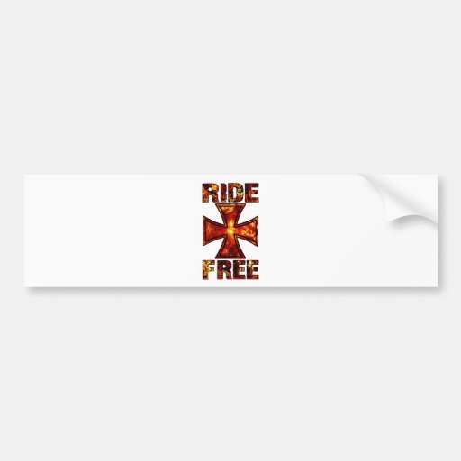 El paseo libera 001 etiqueta de parachoque