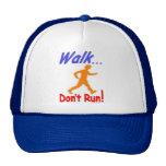 El paseo no funciona con el casquillo gorros bordados