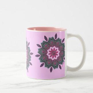 El Paseo Pink Dawn Mug