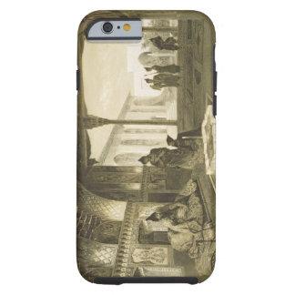 El Pasillo de espejos en el palacio del Sardar de Funda De iPhone 6 Tough