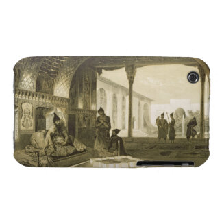 El Pasillo de espejos en el palacio del Sardar de iPhone 3 Case-Mate Protector