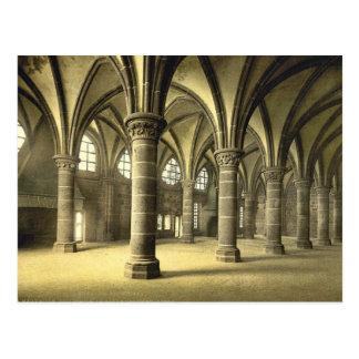 El pasillo de los caballeros, St. Miguel, vintage  Tarjetas Postales