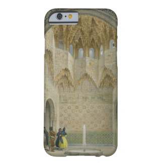 El Pasillo del Abencerrages, Alhambra, Granad Funda De iPhone 6 Barely There