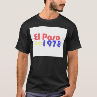 El Paso 1978 T-Shirt