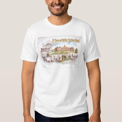 El Paso de Robles Springs Hotel T-Shirt