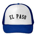El Paso Gorros