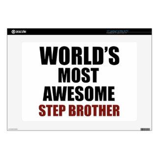 El paso más impresionante Brother del mundo 38,1cm Portátil Calcomanía