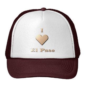 El Paso -- Moreno Gorra