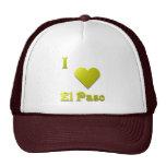 El Paso -- Oro Gorras De Camionero