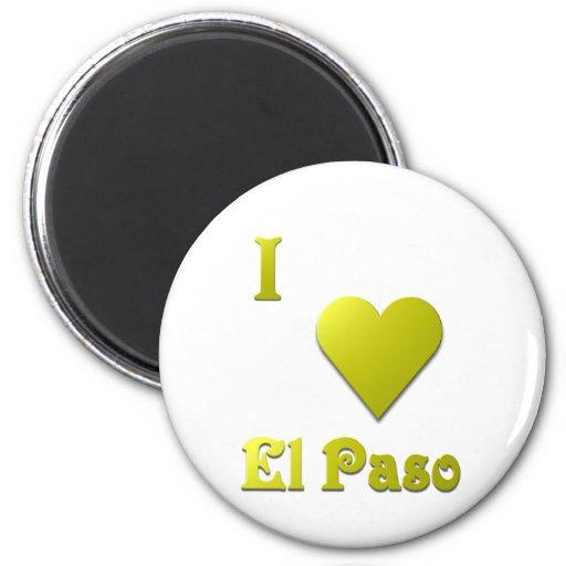 El Paso -- Oro Imán De Frigorifico
