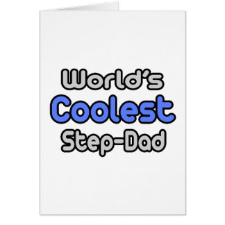 El Paso-Papá más fresco del mundo Felicitación