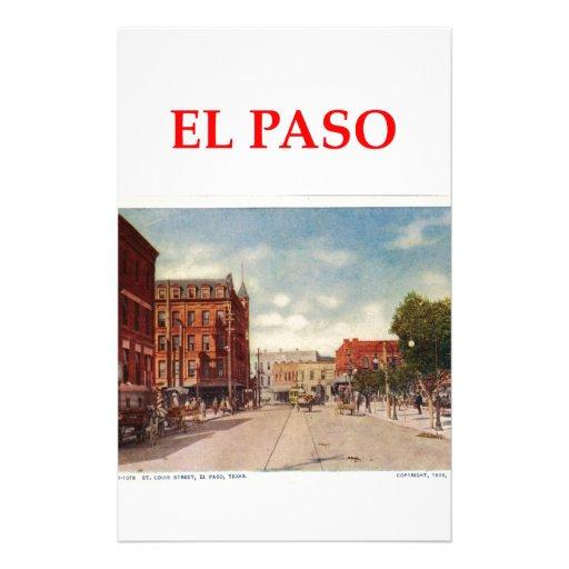 El Paso Papeleria De Diseño