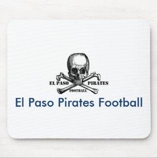 El Paso Pirates Souveniers Mouse Pad
