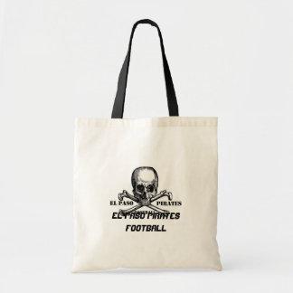 El Paso Pirates Souveniers Tote Bag
