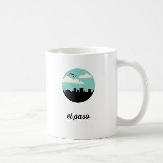 El Paso Skyline | El Paso Texas Coffee Mug