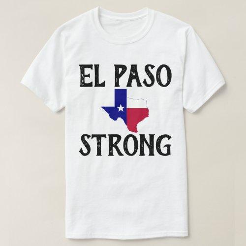 el paso strong t shirt