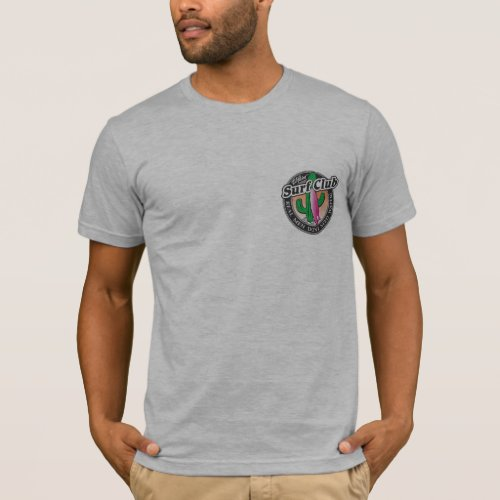 El Paso Surf Club T_Shirt
